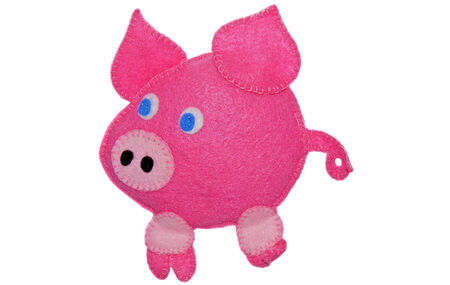 pigling: Piggy - kids toys Stock Photo
