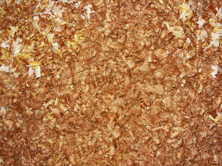 Sawdust background photo