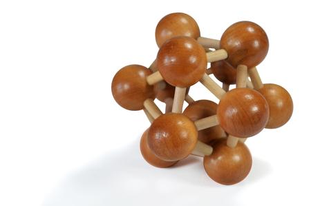 teaser: Rompicapo di legno cervello