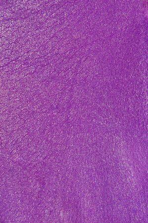 genuine leather: Purple genuine leather background