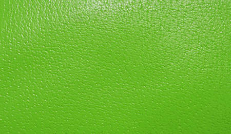 genuine: Lime color genuine leather background Stock Photo