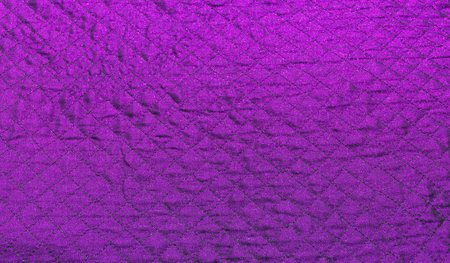 lozenge: Violet rhomboid fabric background