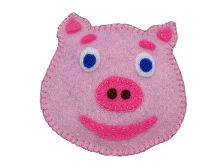 pigling: Pig - kids toys Stock Photo
