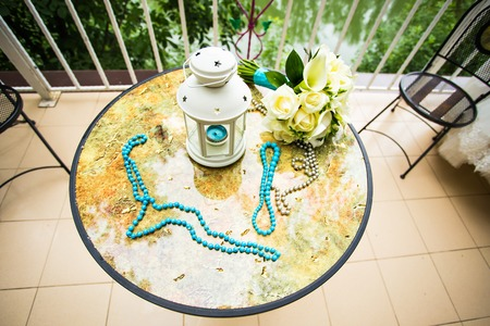 mazzo di fiori: bouquet di nozze, bouquet da sposa, bel mazzo di diversi colori