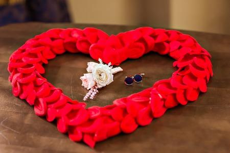cufflinks: Beautiful mens cufflinks, wedding cufflinks, stylish cufflinks Stock Photo