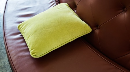 many colored: Decorative pillow natural Fabric. many colored cushions