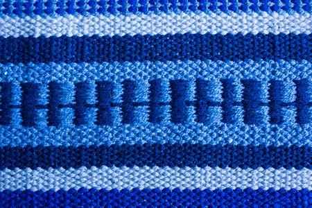 rug texture: Texture of blue carpet Stock Photo