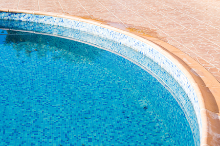 gunk: old swimming pool