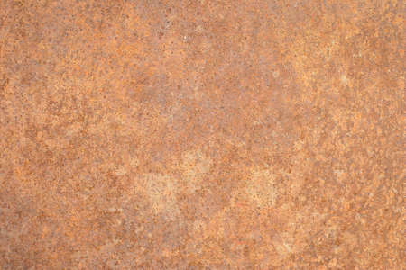 Old metal texture. Iron surface rust. Old grunge rustic metal texture use for background