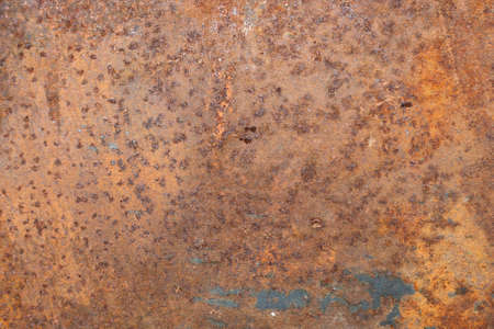 Rusty metal sheet, old grunge metal texture use for background, industrial texture for abstract Background. Iron surface rust. Stok Fotoğraf - 159529249