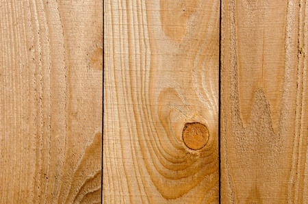 Wooden walls made of boards fragment. Simple architecture detail. Stock Photo