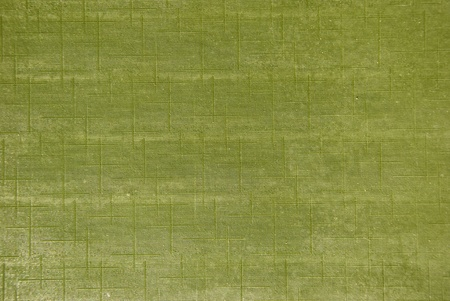 Green background of an old book cover  photo