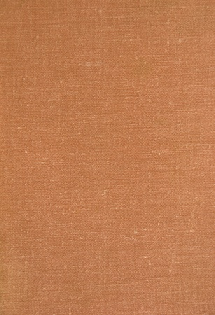 background of material covered old brown book paper cover