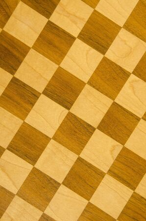 Fragment of checkers or chess board  Playful background   Stock Photo - 13594891