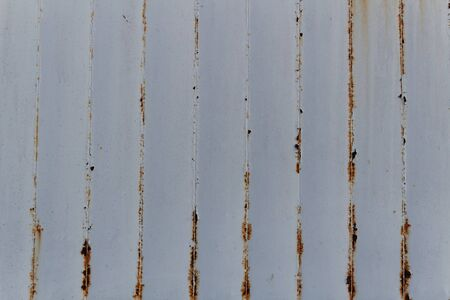 rusty background with stripes Stock Photo