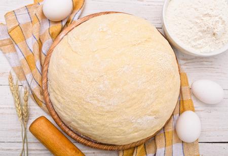 dough: masa