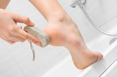 jolie pieds: ponce pied