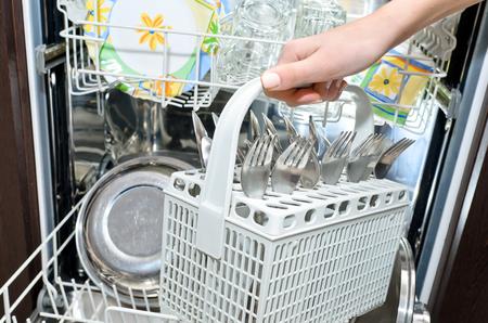 dishwasher: Dishwasher.