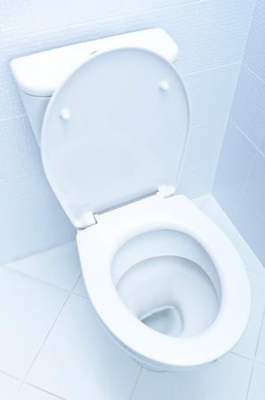 バスルームにトイレ
