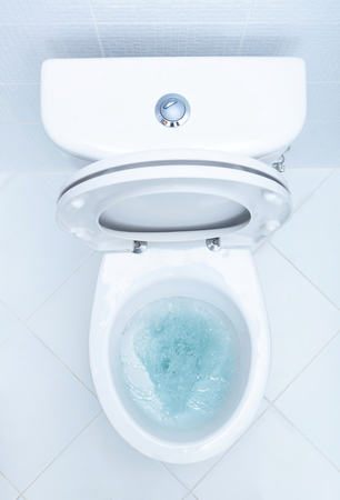 asiento: WC en el cuarto de ba�o