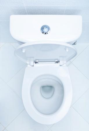 Toaleta w łazience