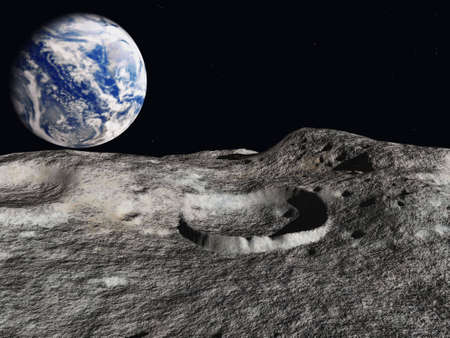 terra: Rise of the Earth, fantasy, illustration 3D