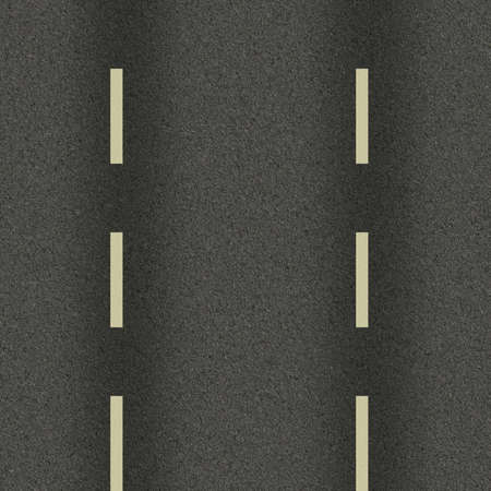 road marking: The texture road, road marking, asphalt, suits for duplication of the background, illustration