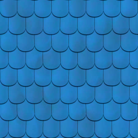 duplication: blue tile texture,  suits for duplication of the background, illustration