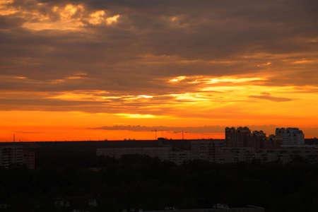 dawns: This sundown, skyes landscape, sunset