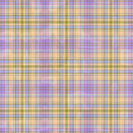 duplication: The texture fabrics, the chequered,  suits for duplication of the background, illustration Stock Photo