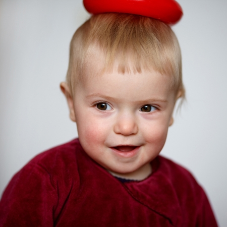 gloriole: beb� �ngel con aureola