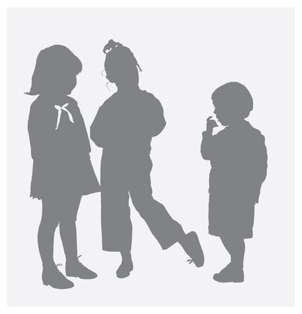children Stock Vector - 6156873