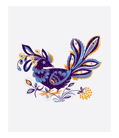 hogging: bird