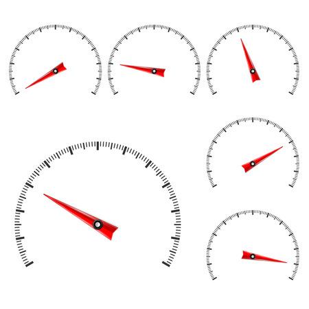 Universal semi-circle scales