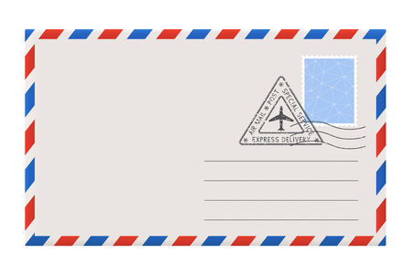 Envelope vector.