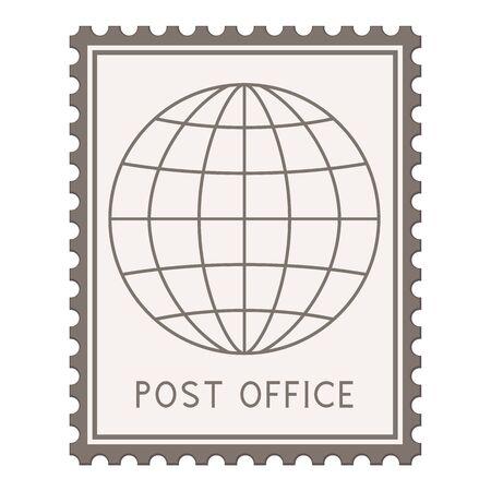 Post office postmark