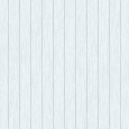 Gray wood background. Vertical planks. Vector illustration Ilustração
