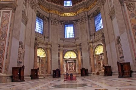 confessor: Confessors in Saint Peter Basilica, Vatican City Editorial