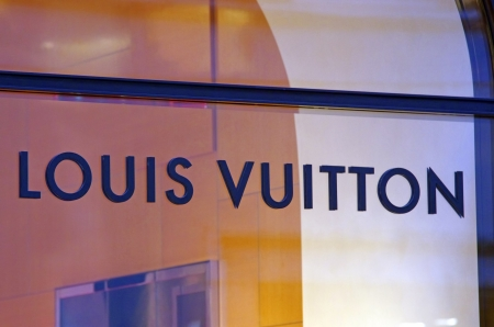 ROME, ITALY - MARCH 08  Louis Vuitton shop on Via del Condotti in Rome on March 08, 2011 in Rome, Italy