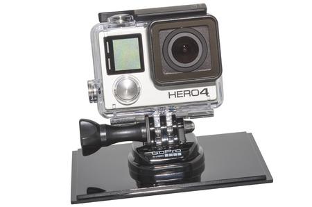 GoPro Hero 4, submersible housing