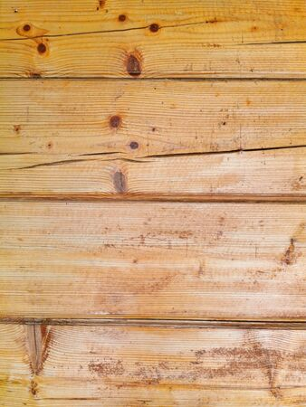 Close image of wooden boards surface texture.