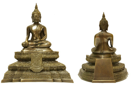 idolatry: Buddha  Stock Photo