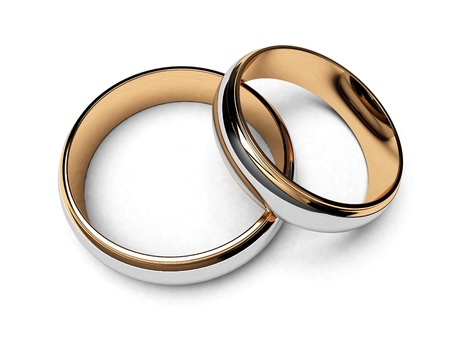 Anello di nozze Archivio Fotografico - 17083301