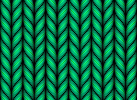 Knitted woolen fabric pattern. Gradient Mesh. EPS10 Ilustrace