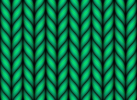 Modello di maglia tessuto di lana. Gradient Mesh. EPS10 Archivio Fotografico - 54382191