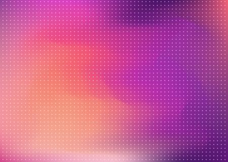 illustratin: Abstract background illustratin of soft colored. Gradient mesh. Illustration