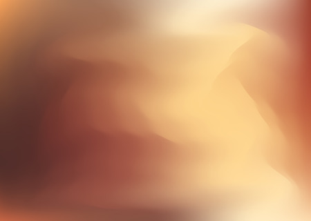 Abstract background illustratin of soft colored. Gradient mesh. Illustration