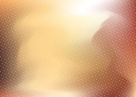 Abstract background illustratin of soft colored. Gradient mesh. Vettoriali