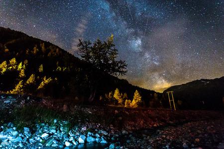 penumbra: Milky Way
