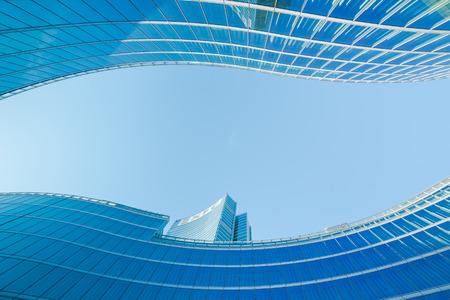MILANO, ITALIA 25 Gennaio 2015: Il nuovo grattacielo sede della Regione Lombardia, a Milano.